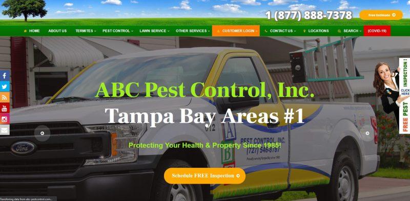 ABC Pest Control Inc