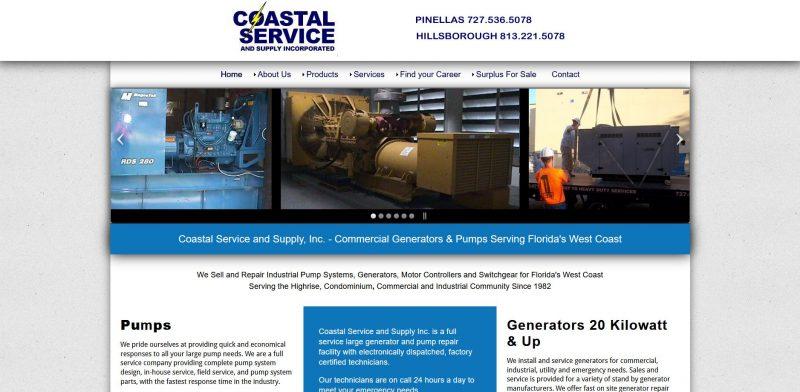 Coastal Service & Supply
