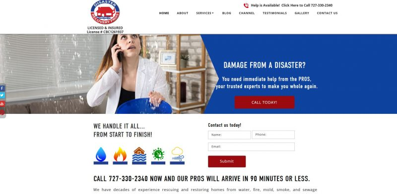Disaster Recovery Pros
