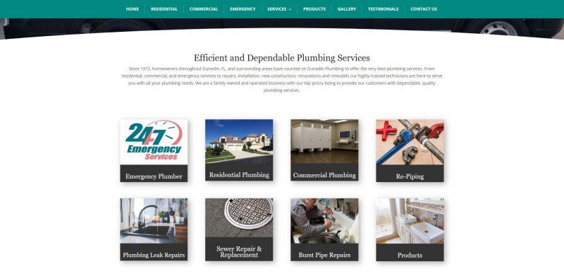 Dunedin Plumbing