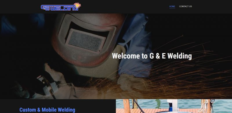 G & E Welding Services Inc.