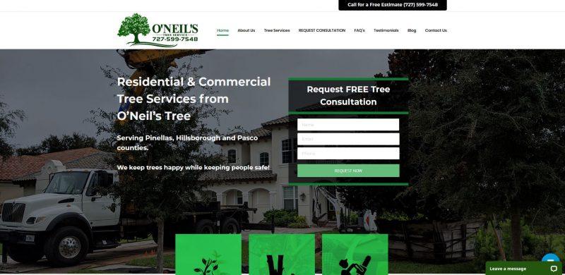O'Neil's Tree Service