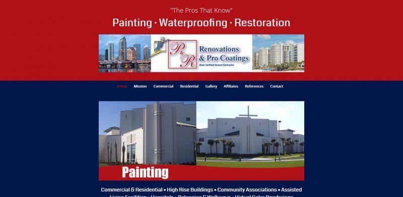 P&R Pro Coatings Inc.