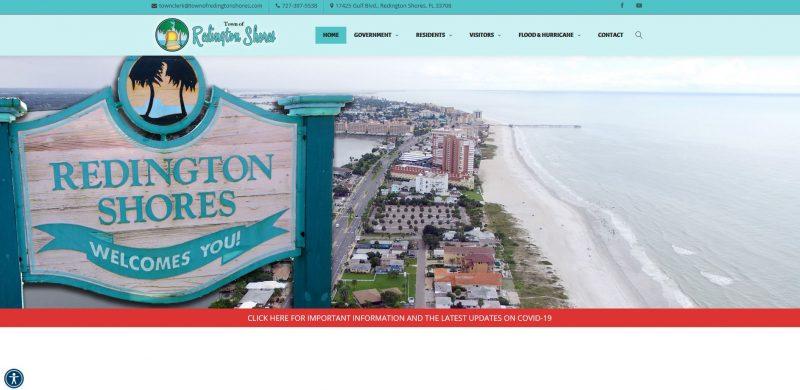 Town of Redington Shores