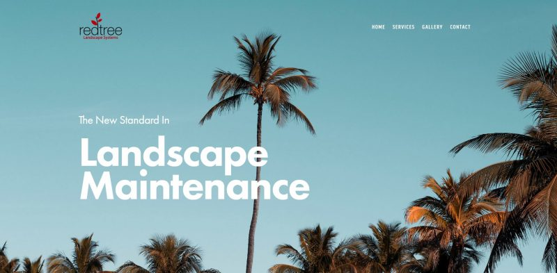 RedTree Landscape Systems