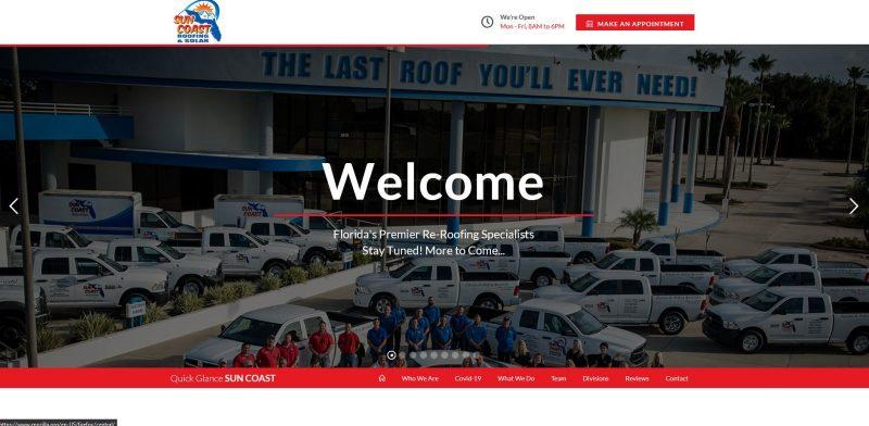 Sun Coast Roofing Services Inc.