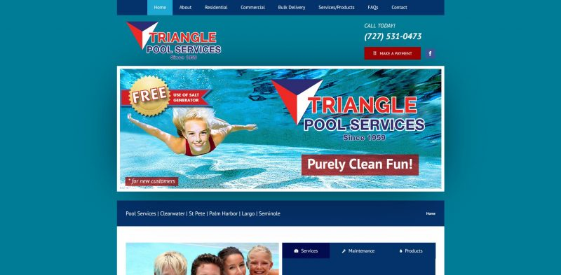 Triangle Pool Service