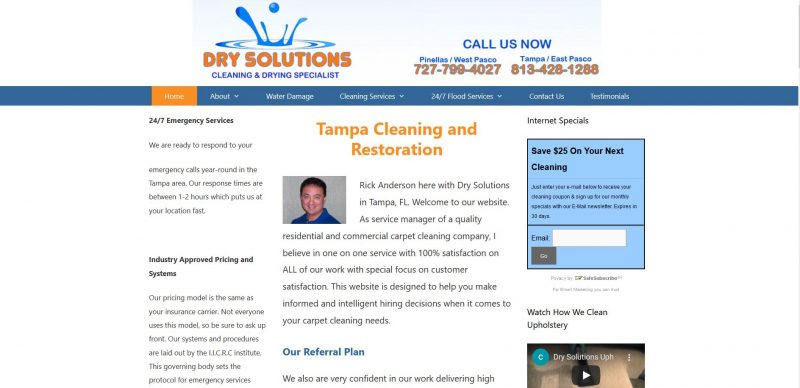 Dry Solutions