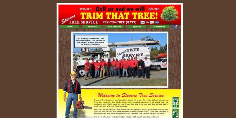 Stevens Tree Service