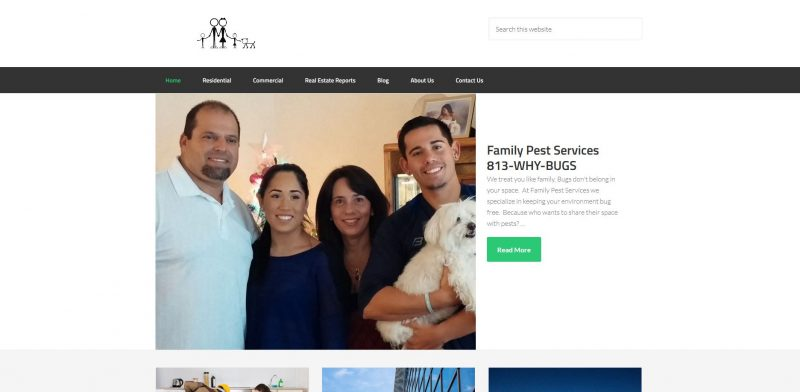 Family Pest Services