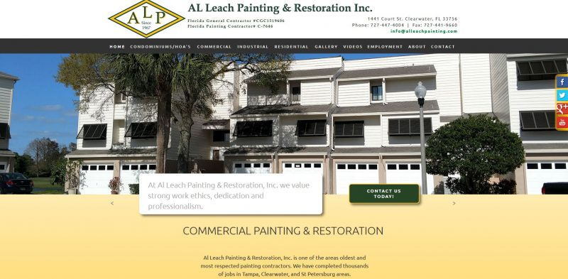 AL Leach Painting and Restoration