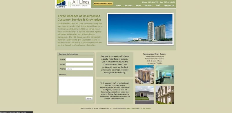 All Lines Insurance Group