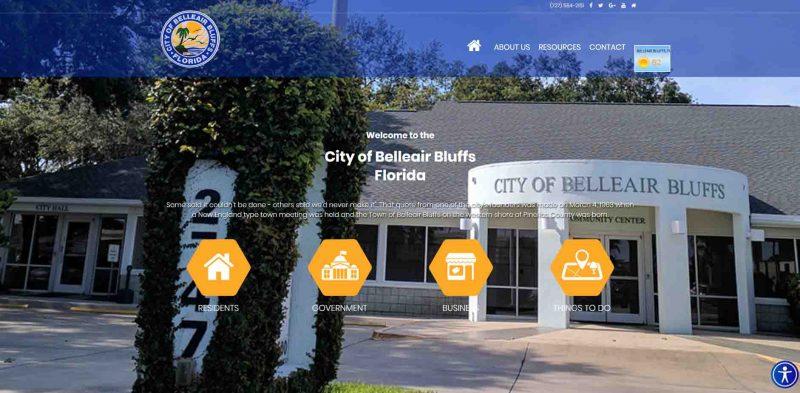 City of Belleair Bluffs
