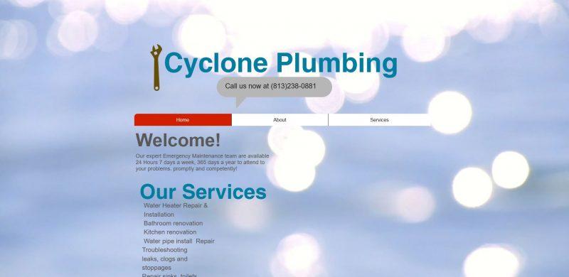 Cyclone Plumbing LLC