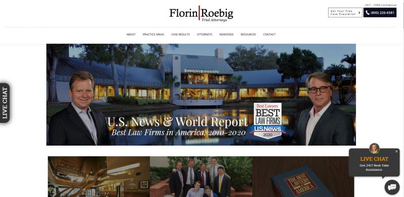 Attorney Florin Roebig, P.A.