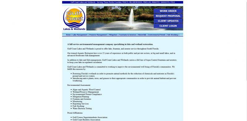 Gulf Coast Lakes & Wetlands
