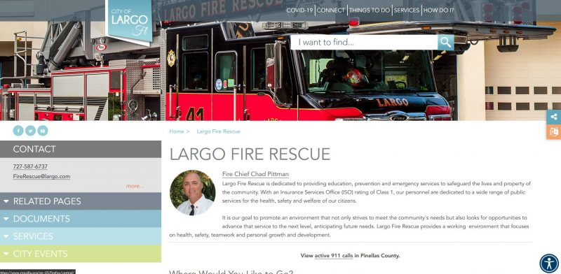 Largo Fire Administration