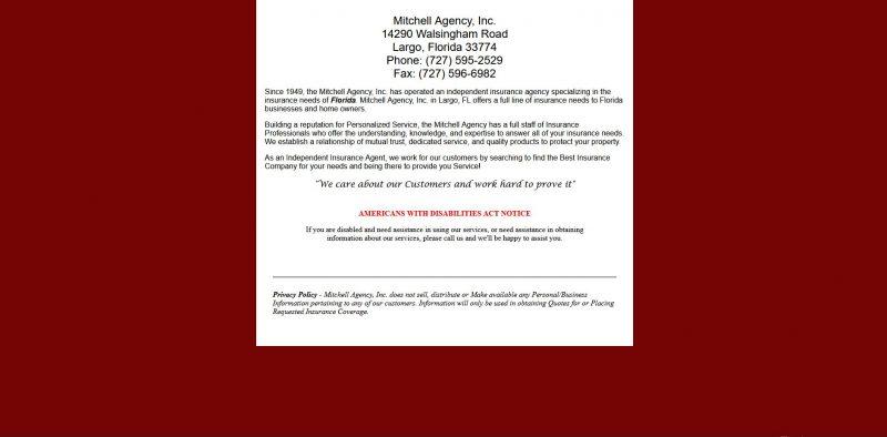 Mitchell Agency