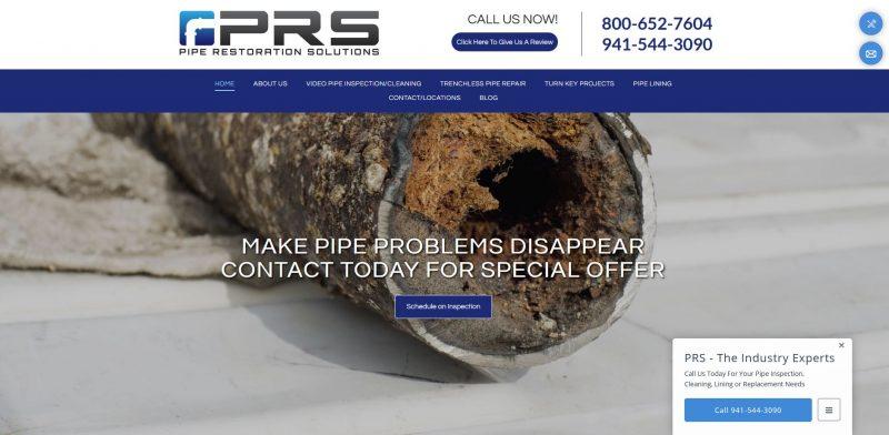 Pipe Restoration Solutions Inc.