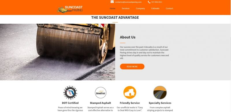 Suncoast Paving