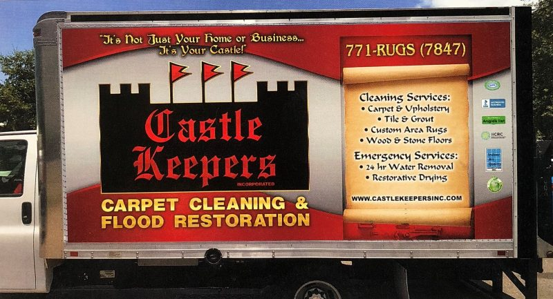 Castle Keepers Carpet Cleaning & Flood Restoration, Inc.