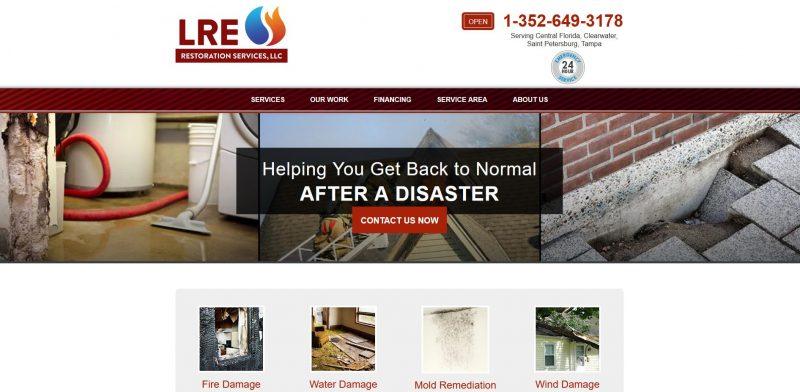 LRE Restoration, Inc.