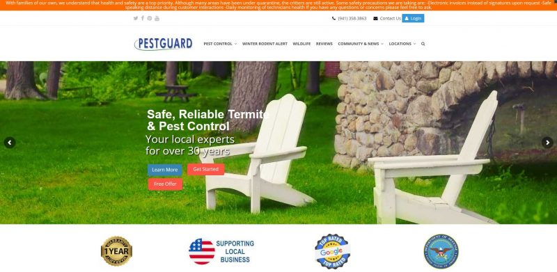 Pestguard Commercial Services