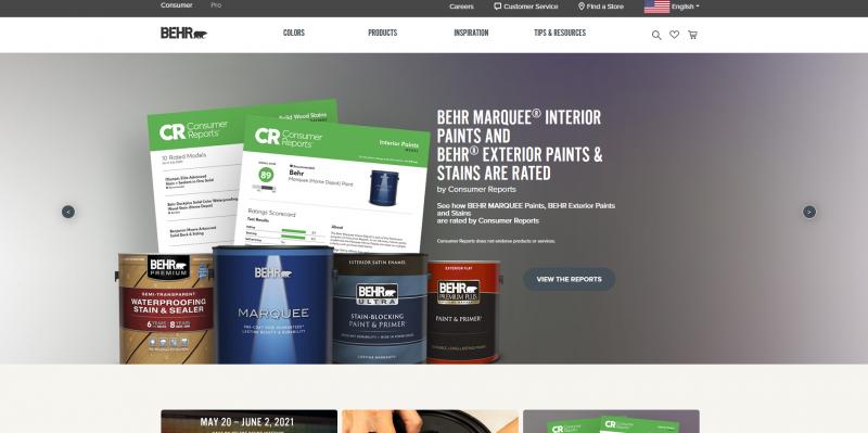 Behr Paint Company